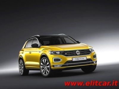 gebraucht VW T-Roc 1.6 TDI SCR Advanced BlueMotion Technology rif. 11615545