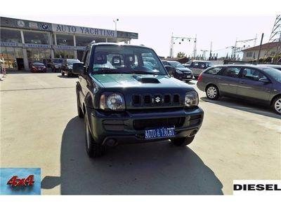 käytetty Suzuki Jimny 1.5 DDiS cat 4WD JLX Più GANCIO TRAINO