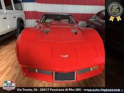 usata Corvette C3 C35.7 L82 Rho