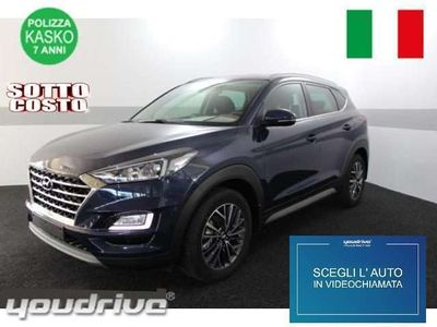 usata Hyundai Tucson 1.6 CRDi