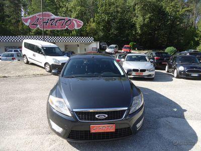 usata Ford Mondeo 2.0 tdci 140cv station wagon ghia
