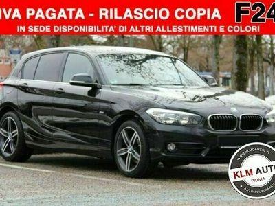usata BMW 125 d Sport Line **F24**PRO.CON.GAR.24 MESI*