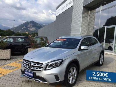 usata Mercedes GLA180 CLASSE GLASport auto