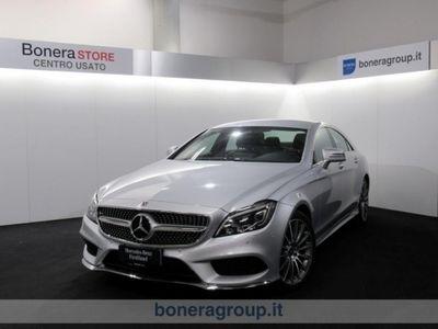 gebraucht Mercedes CLS250 Cls d (bt) premium 4matic auto