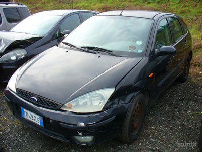 usata Ford Focus 1.8 TDCi (100CV) cat 5p. ZETEC