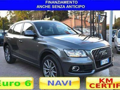 usata Audi Q5 2.0 TDI 190CV S-Tronic S-LINE **ITALIANA*KM CERTI*