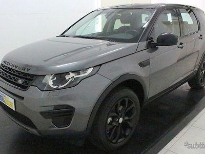 usata Land Rover Discovery Sport 2.0 TD4 150 CV HSE usato