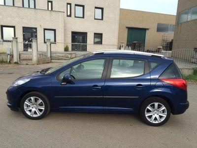 usata Peugeot 207 Outdoor Sw Hdi 110cv Fap Usato