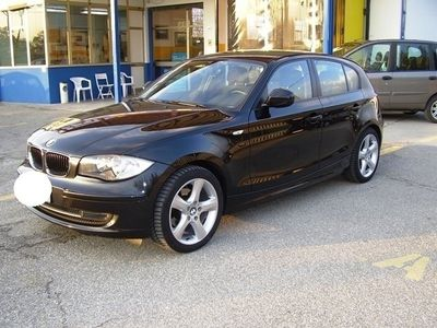 usata BMW 118 CC. 2000 TURBO DIESEL 143/CV ELETTA DPF AUTOMATICO