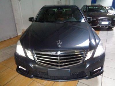 usado Mercedes E250 CDI BlueEFFICIENCY 4M. Avantg.AMG