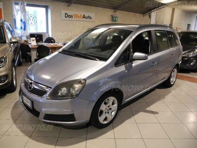 usata Opel Zafira Zafira1.9 cdti 120cv enjoy Genova
