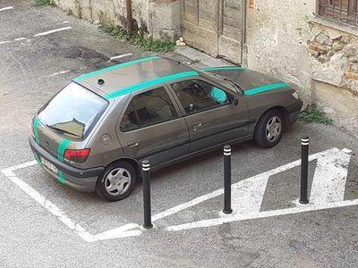 usata Peugeot 306 1.4i cat 5 porte XT iscritta ASI