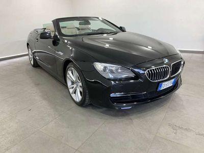 usata BMW 640 Cabriolet i Futura 320cv auto rif. 14022636
