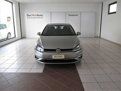 brugt VW Golf 7ª serie 1.6 TDI 115 CV 5p. Business BlueMotion Te