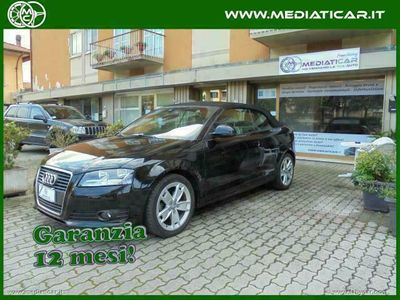 usata Audi A3 Cabriolet A3 1.9 TDI Ambition