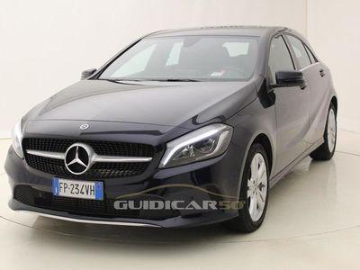 usata Mercedes A180 d Sport auto my16