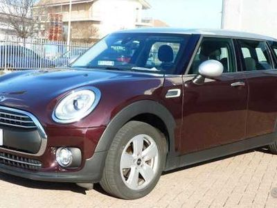 usata Mini One D Clubman One Clubman 1.5 Business