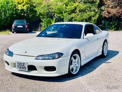 used Nissan Silvia s15 spec-r
