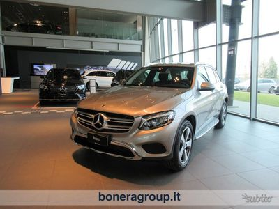 second-hand Mercedes GLC250 d Sport 4matic auto
