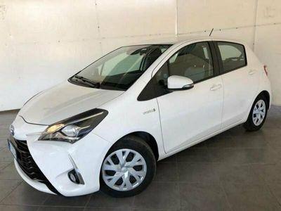 usata Toyota Yaris Hybrid Hybrid 2017 1.5 Hybrid 5p. Business