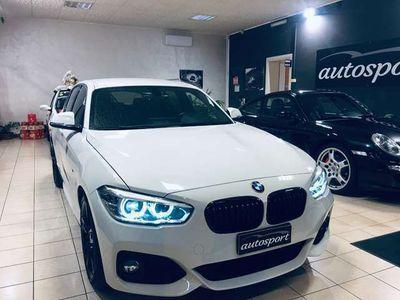 usata BMW 125 Serie 1 (F20) 5p. Msport automatico black pack