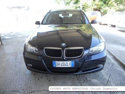 usata BMW 320 Serie 3 d turbodiesel cat Touring Attiva