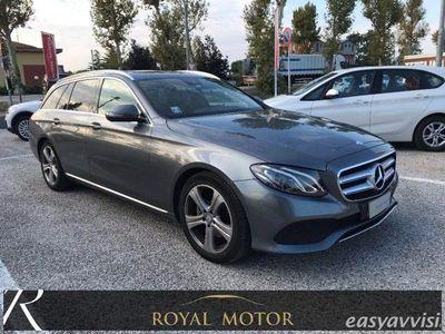 usado Mercedes E220 S.W. Auto Business Sport Automatica 9M.
