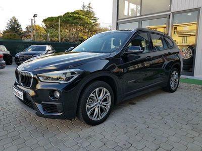 usata BMW X1 xDrive20d Sport nuovo modello - 10/2015