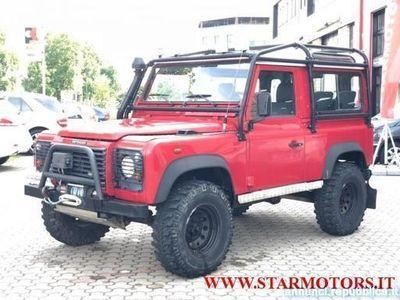 brugt Land Rover Defender 90 2.5 Td5 Station Wagon County