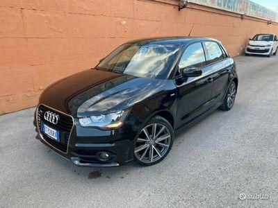 usata Audi A1 SLine KM47000 1.4DIESEL - 2014