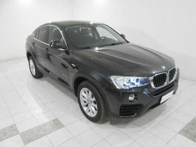 usata BMW X4 xDrive20d Business Advantage Aut.