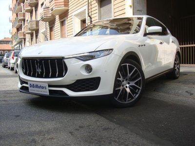 """brugt Maserati Levante V6 275cv FULL CERCHI """"21 TETTO ECC..!!"""