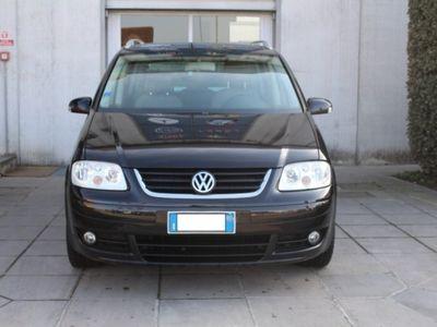 gebraucht VW Touran 1.9 TDI 105CV Trendline