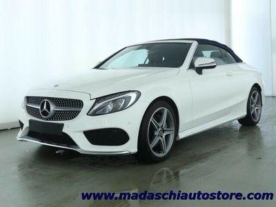 usata Mercedes C200 Auto Cabrio Premium AMG LINE