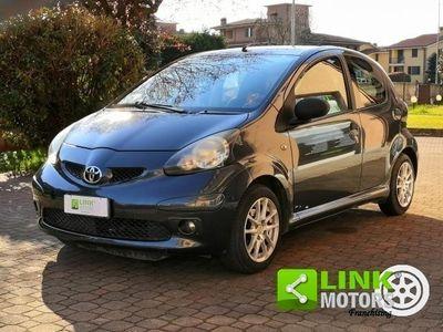 usata Toyota Aygo Aygo1.0 VVT-i 5p. Now GPL