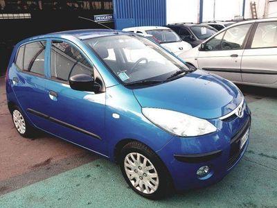 begagnad Hyundai i10 del 2009 1100 GPL unico proprietario