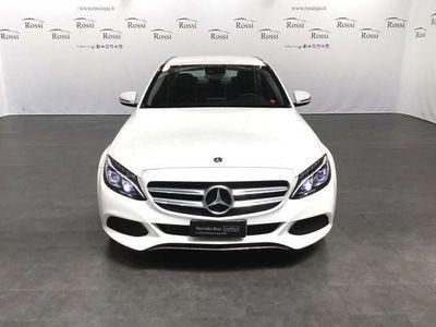 usata Mercedes C250 d Sport 4matic auto 9m