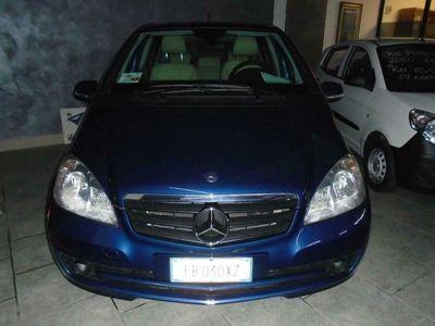 usata Mercedes A160 Classe AExecutive KM 1290.000 UNICOPROPRIETARIO