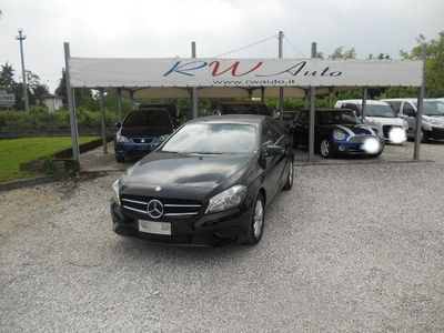 usata Mercedes A180 ClasseCDI Style