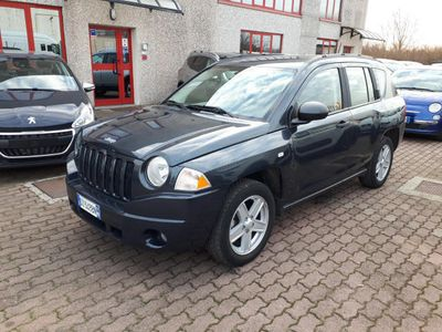 brugt Jeep Compass 2.0 Turbodiesel DPF Limited