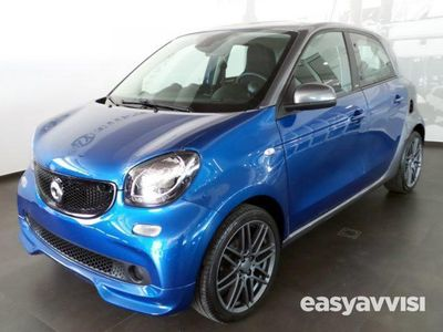 brugt Smart ForFour BRABUS 0.9 Turbo twinamic