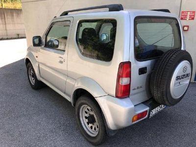 käytetty Suzuki Jimny 1.3i 16v 4wd jlx benzina