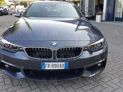 usata BMW 418 Serie 4 Gran CoupéMsport del 2018 usata a Gallarate