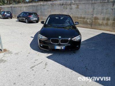 brugt BMW 116 116d 2.0 116CV cat 5 porte Attiva DPF d 2.0 116CV cat 5 porte Attiva DPF