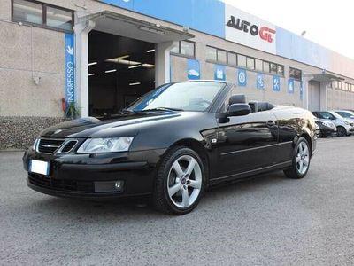 usata Saab 9-3 Cabriolet 2.0 t Vector Pelle Xenon