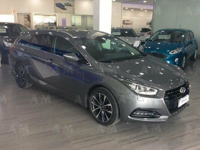 used Hyundai i40 Wagon 1.7 CRDi 141 CV 7DCT Business