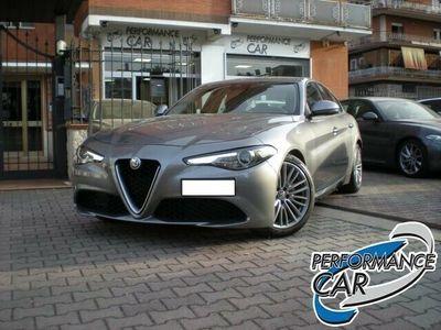 usata Alfa Romeo Giulia 2.2 TURBOBIESEL 180 CV AT8 SUPER NAVI+PELLE+XENON!