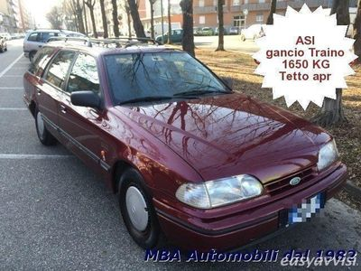 brugt Ford Scorpio 2.0i twin cam sw executive gancio tetto apr benzina