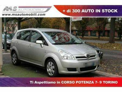 usata Toyota Corolla Verso 2.0 16V D-4D Unicoproprietario