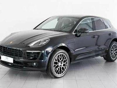 usado Porsche Macan S Diesel del 2017 usata a Salerno
